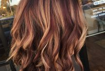 Fall Hair Colour Favourites