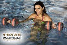 Swimming & Fitness / Learn how to maximize your exercise time in the pool.