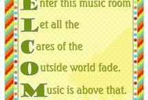 music classroom management &/or discipline / by Mrs D