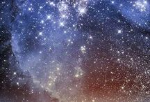 S하늘 달 별