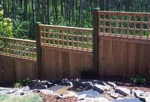 Fencing / Wood and Ornamental Fencing