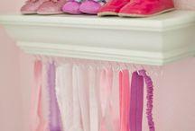 Gracey's bedroom