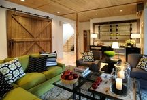 Basement ideas / by Jeff MacFarland