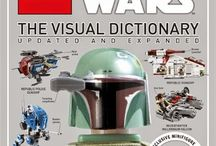 New LEGO Book arrival-LEGO® Star Wars Visual Dictionary [Hardcover]