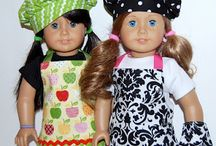DOLL CLOTHES AND SUCH