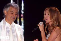 andrea Bocelli,Celion Dion-The Prayer
