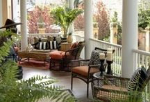 Porches and conservatories