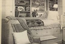 Homes and Antiques  / by Miss Knight