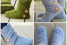 Crochet for Hands, Legs & Feet / by The Knitting Scientist