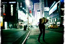 I ♥ New York / Everything beautiful about the city that never sleeps. I instantly fell in love!