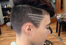Jason's hair designs