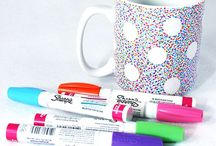 Crafts with Sharpies!