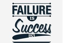 Failure is success