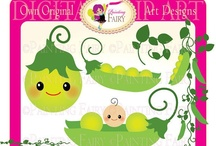 Baby Peas :)