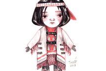 liza.art.tea illustrations
