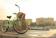 PichShop: Велосипед. Жизнь на колёсах.
