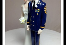 Our Customized Toppers! / If you find a topper you love on CouplesOnCakes.com , we can customize its features to match yours!