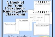 preschool ideas / by Kimberly Edwards Barrett