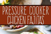 Pressure Cooker Meals