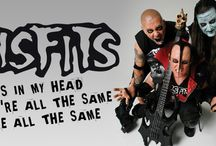 Misfits / Check out our latest Misfits merchandise selection including Misfits t-shirts, posters, gifts, glassware, and more.