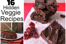 Hidden Vegy Recipes
