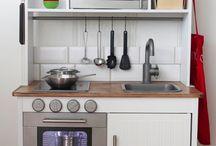 Kiskonyha/Play kitchen