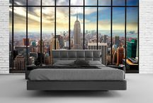New York comme si vous y étiez ! / Une vision de New York avec une déco graphique et design