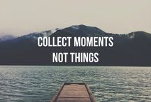 Frases y citas viajeras / Frases para inspirar, para salir al mundo, para soñar. Las mejores citas y frases de viajes. Por y para viajeros empedernidos.