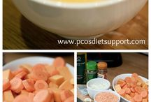 PCOS FOODS / by Kristina Spears