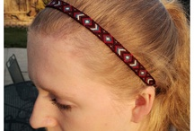 Headband braclet  / It is so fun and so sporting