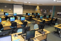 Library spaces and technology