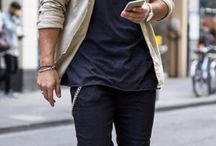 M A N / Gorgeous looking men and men's fashion