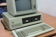 Computers, Technology,  Early On / Early personal computers in the 1980s as well as other historic technology.