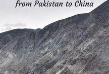 Karakoram Highway / Overland Tour of the Karakoram Highway