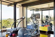 fitnessraum zu hause