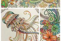 Coloring: Johanna Basford