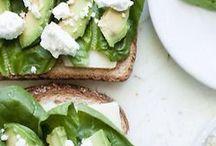 Sides. Salads. Snacks