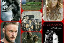 Collage libros