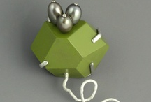 Contemporary Jewellery / Lovely jewellery
