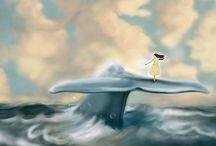 Elena Miele Illustrations / Elena Miele illustrazioni My illustrations!