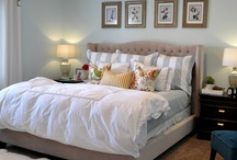Master bedroom / by Stephanie Gil