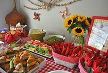 picnics / by Barbara Griffin