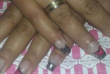 manicure bogota / decoraciones de uñas en el spa de uñas bogota nail art o nail art desing