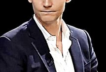 One day I hope to meet Tom ♥ / But in the meantime  I`ll just pin pictures of this fine man! ♥