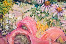 MY WORK - Painting / A virtual portfolio of my paintings