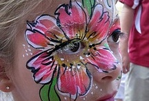 face paiting