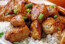 Comidas chinesas