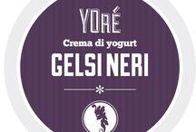Yoré / La nostra CREMA DI YOGURT prodotta solo con il LATTE DELL'APPENNINO CAMPANO, con frutta del territorio e solo zucchero di canna. Per informazioni e ordinazioni tel: 081 19935072 Mobile: 347 8543575 info@scaramure.it Scaramuré e le sue Bianche Alchimie sono anche a Roma,  al Nuovo Mercato di Testaccio, al box 75.