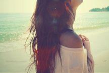 Hair & Beauty / by Giavanna St Philip