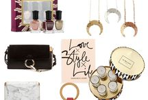 GIFT IDEAS / Shop these fabulous gift Ideas for her, him, or yourself